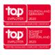 Top Employer Sticker 2020