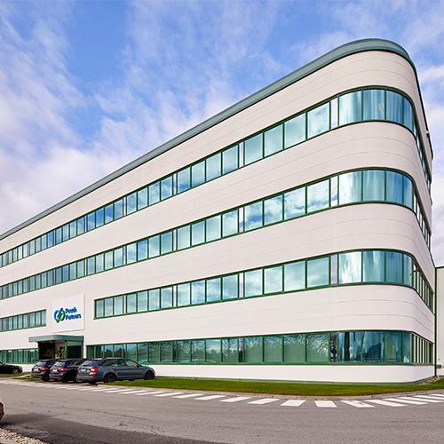 Pouch Partners office Eppelheim