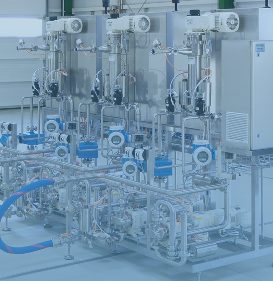 Dosing and Mixing System