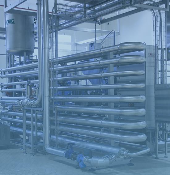 Pasteurizing Unit