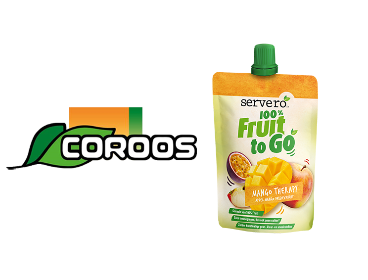 Coroos- Logo and Pouch