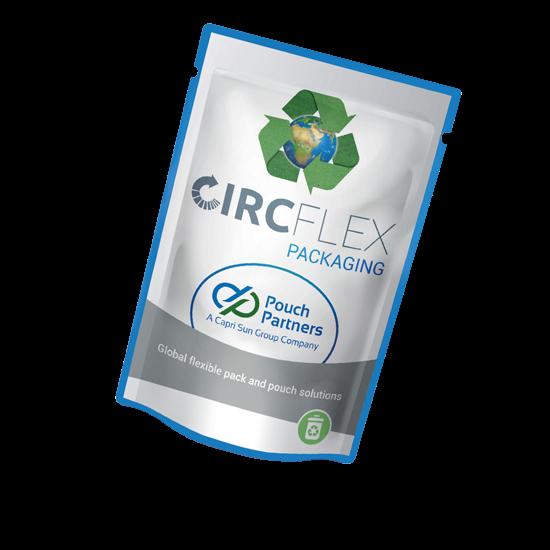 CIRCflex pouch